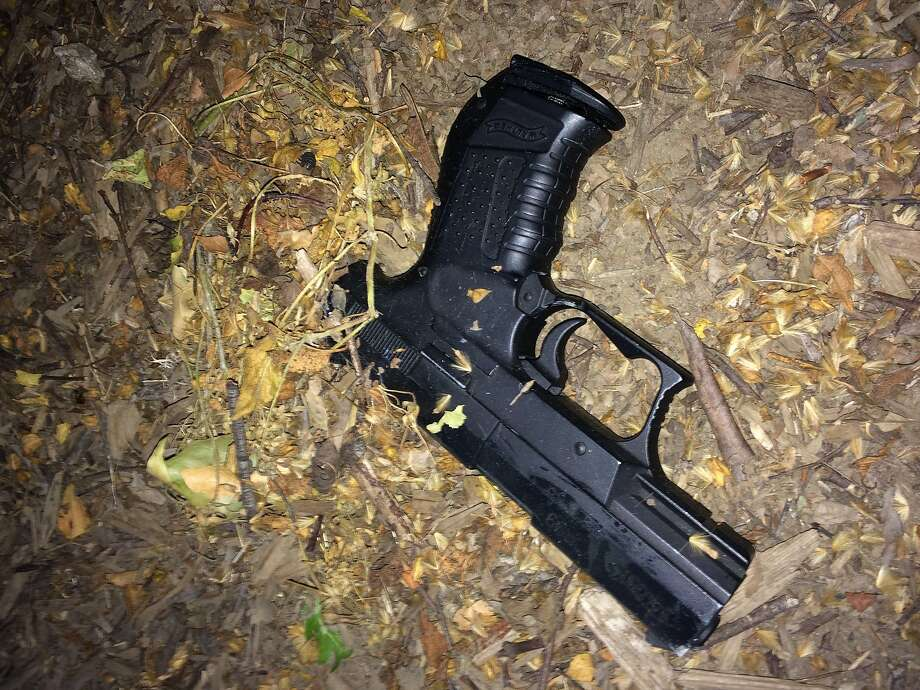 A 15-year-old boy was shot by a Santa Rosa police officer after waving a gun near Coffey Park Monday night. Authorities have learned that the boy orchestrated the incident and was waving a fake firearm in an attempt to get officers to shoot him as a part of his suicide plan. Photo: Handout, Courtesy Santa Rose Police Department