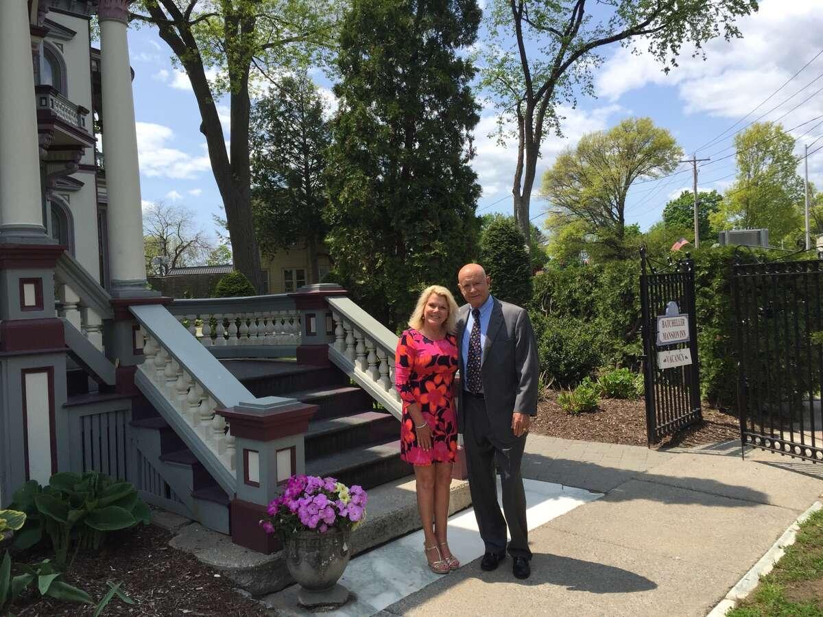 Batcheller Mansion Inn , 20 Circular Street, Saratoga Springs.Visit web site.