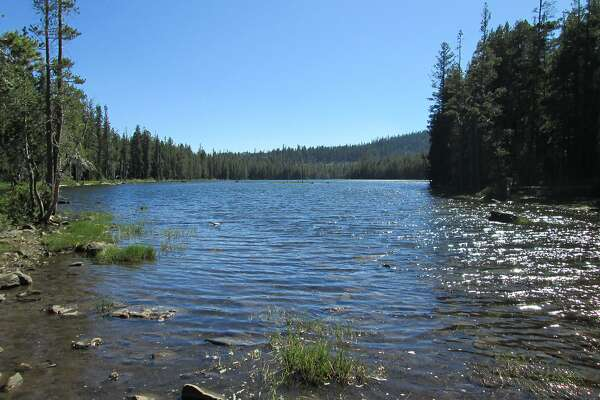 The Forest Service opened the campground last week at Haven Lake located, in the Lakes Basin Recreation Area, also called the Gold Lakes Basin, which flanks Plumas and Tahoe national forests on the west flank of the Sierra Nevada