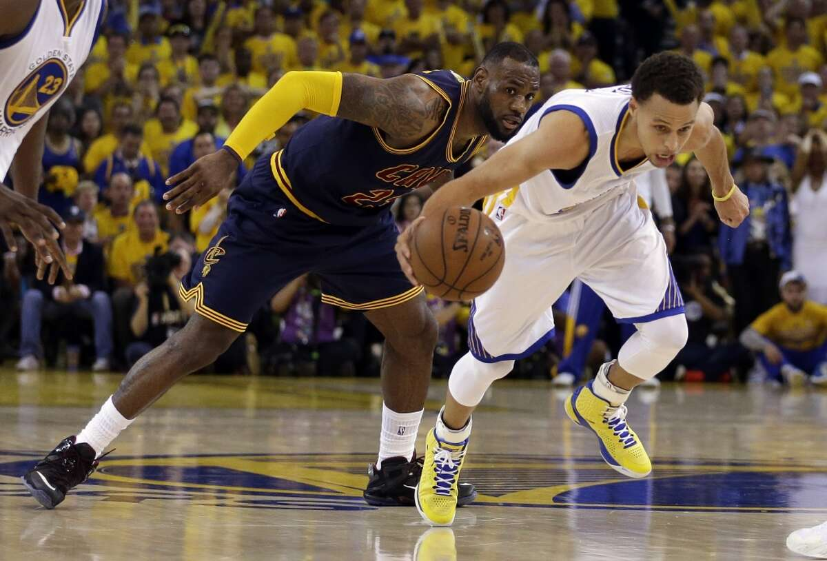 8. The Warriors have done this before. They were down 2-1 last year in the Western Conference Finals and down 2-1 to Cleveland in the finals. In both instances, they won three straight.