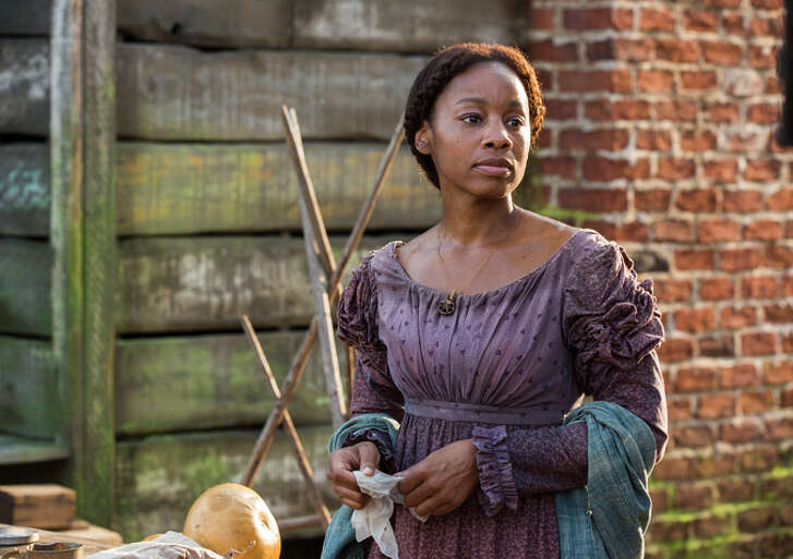 """Anika Noni Rose had doubts before agreeing to play Kizzy in the remake of """"Roots."""""""