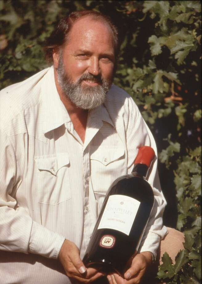 Donn Chappellet founded Chappellet winery in 1967 and trademarked its Pritchard Hill location. Photo: Courtesy Of Chappellet
