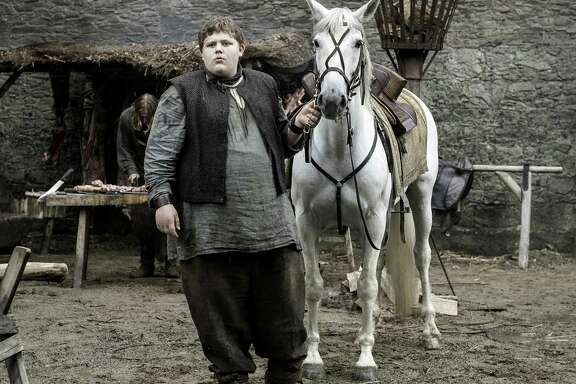 "Sam Coleman starred as Hodor in ""Game of Thrones."""