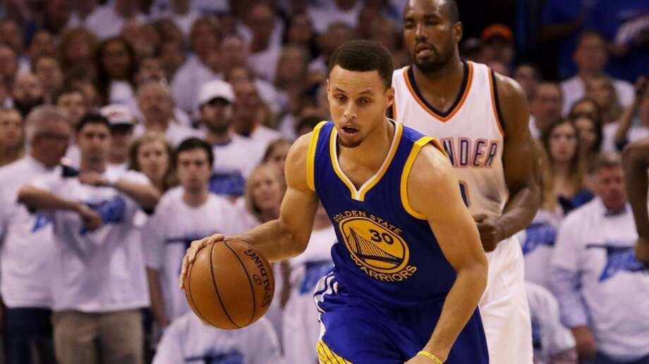 Stephen Curry #30 of the Golden State Warriors. Photo: Ronald Martinez | Getty Images