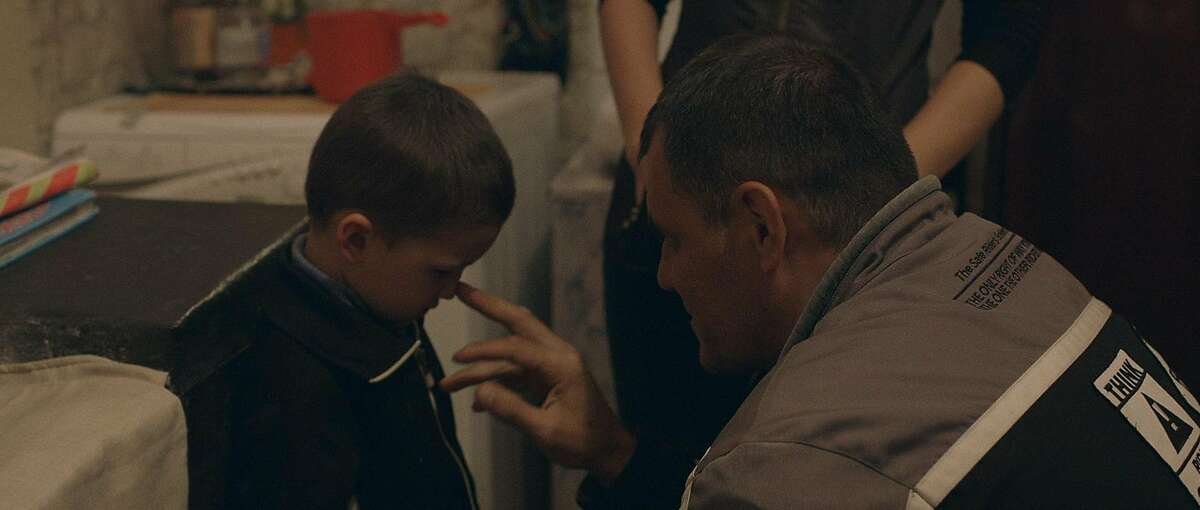 Ukranian pastor Gennadiy Mokhnenko helps children in the documentary