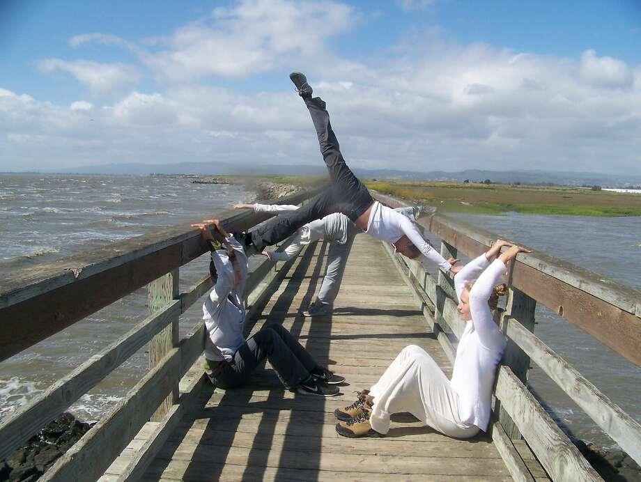 """Nina Haft & Company will perform """"King Tide: Shoreline."""" Photo: Courtesy Nina Haft &Company"""