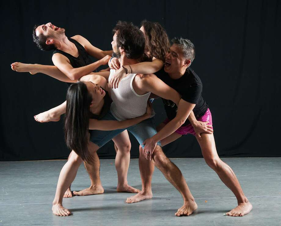 "Steamroller Dance Company will perform ""Legendary Children."" Photo: Lynne Fried"