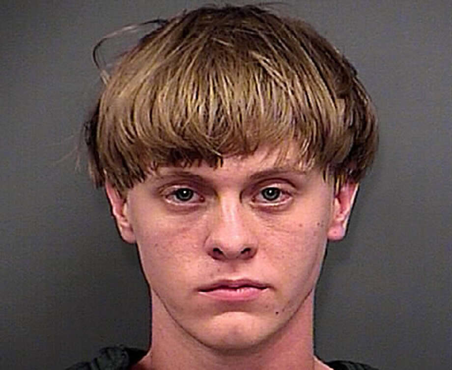 FILE - This June 18, 2015, file photo, provided by the Charleston County Sheriff's Office shows Dylann Roof.  The Justice Department intends to seek the death penalty against Roof, the man charged with killing nine black parishioners last year in a church in Charleston, South Carolina, Attorney General Loretta Lynch said Tuesday, May 24, 2016. (Charleston County Sheriff's Office via AP, file) Photo: Uncredited, HOGP / Charleston County Sheriff's Office