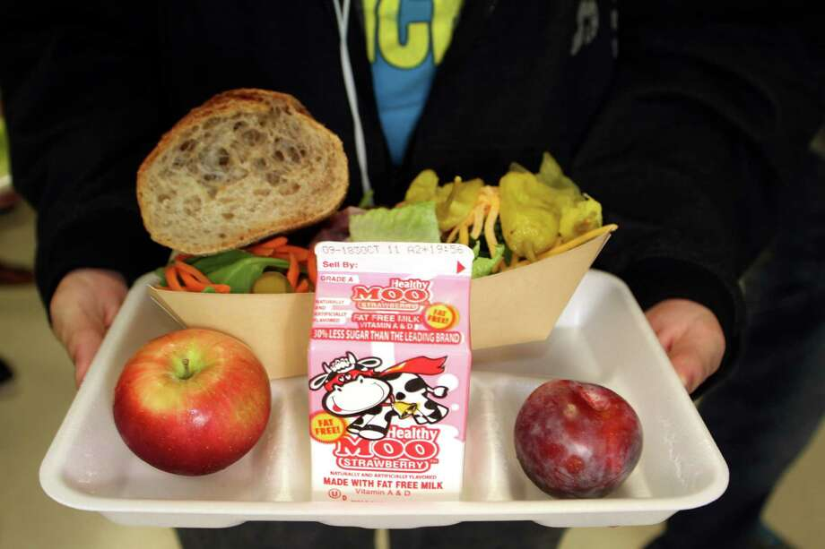 Right now, the community eligibility option for a federal school lunch and breakfast program is an example of government at its best. The option gives schools a way to better provide for students from disadvantaged backgrounds while simultaneously reducing paperwork, staff time and red tape. It allows schools to deliver free meals to the children who need them with minimal stigma to the child. (AP Photo) Photo: Laraine Weschler, MBR / Republican American