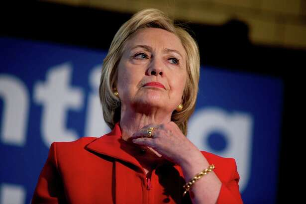 Hillary's Bataan Death March is making Republicans reconsider their own suicide mission with Trump. More are looking at Clinton's inability to get the flashing lights going like her husband, and thinking: Maybe we're not dead here. Maybe Teflon Don could pull this off.