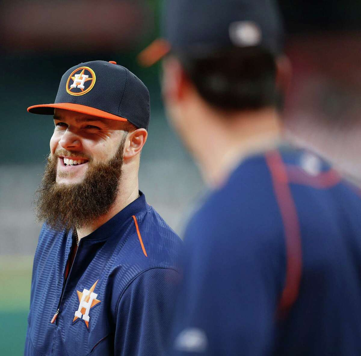 Dallas Keuchel 7th round (2009) No one thought too much of Keuchel when he was drafted out of Arkansas and even as he quietly made his way through the minors. Then, in his third full season in the big leagues, he won the AL Cy Young Award.