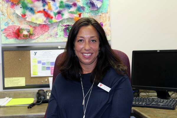 Director of Special Needs Programming at the New Canaan YMCA Carolynn Kaufman.