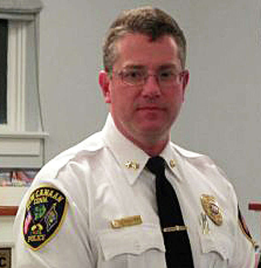 New Canaan Police Chief Leon Krolikowski. Photo: File Photo / File Photo / New Canaan News