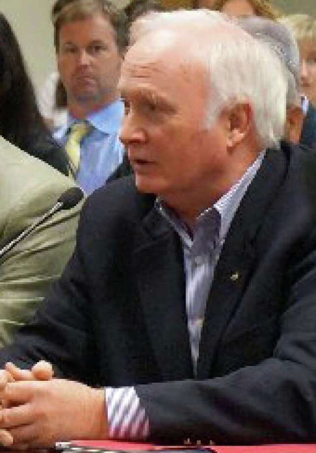 Phil Dwyer, the Board of Education chairman, has been endorsed  by Democrats to seek the nomination in the 28th state Senate District. Photo: Fairfield Citizen / File Photo / Fairfield Citizen