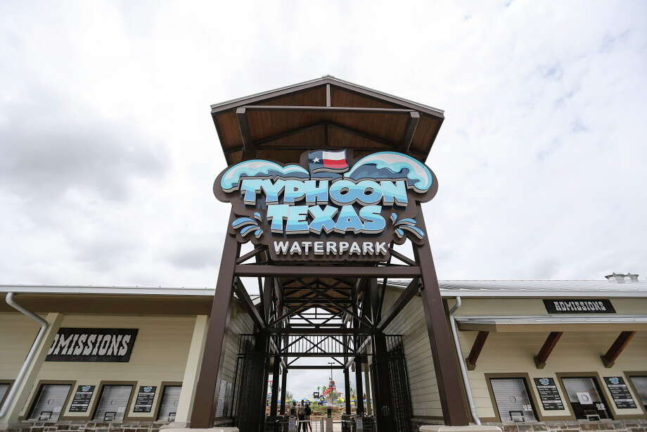 Photos of Typhoon Texas water park during its soft opening on Monday, May 23, 2016, in Katy. Photo: Elizabeth Conley, Houston Chronicle / © 2016 Houston Chronicle