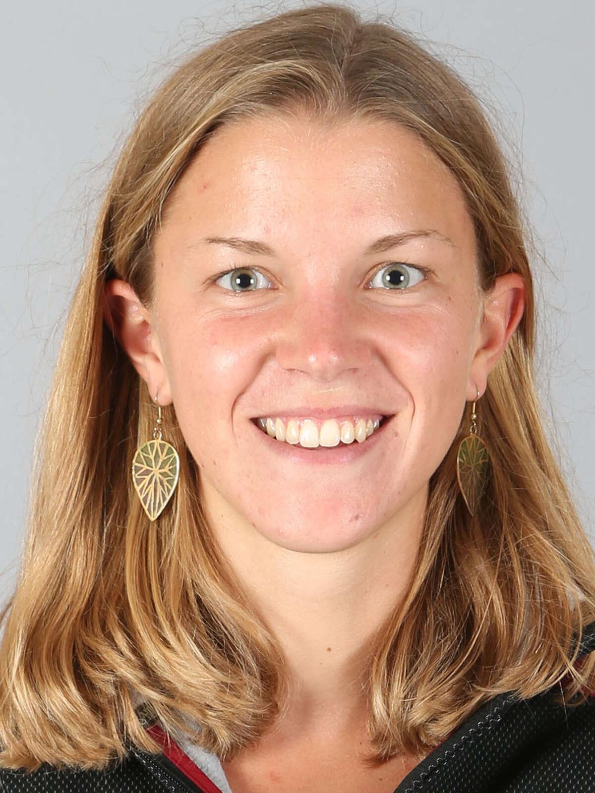 Danielle Winslow. (Photo courtesy Boston College)