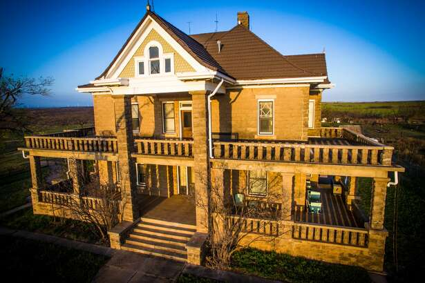 A sprawling, historic ranch in Snyder, Texas located between Lubbock and Abilene has hit the real estate market for just over $20 million.   That chunk of change gets the buyer 3,718 acres of picturesque ranch land, a palatial ranch house, a recently-built barn, oil and mineral rights, a cattle ranch, and a hunting and recreation area stocked with game.