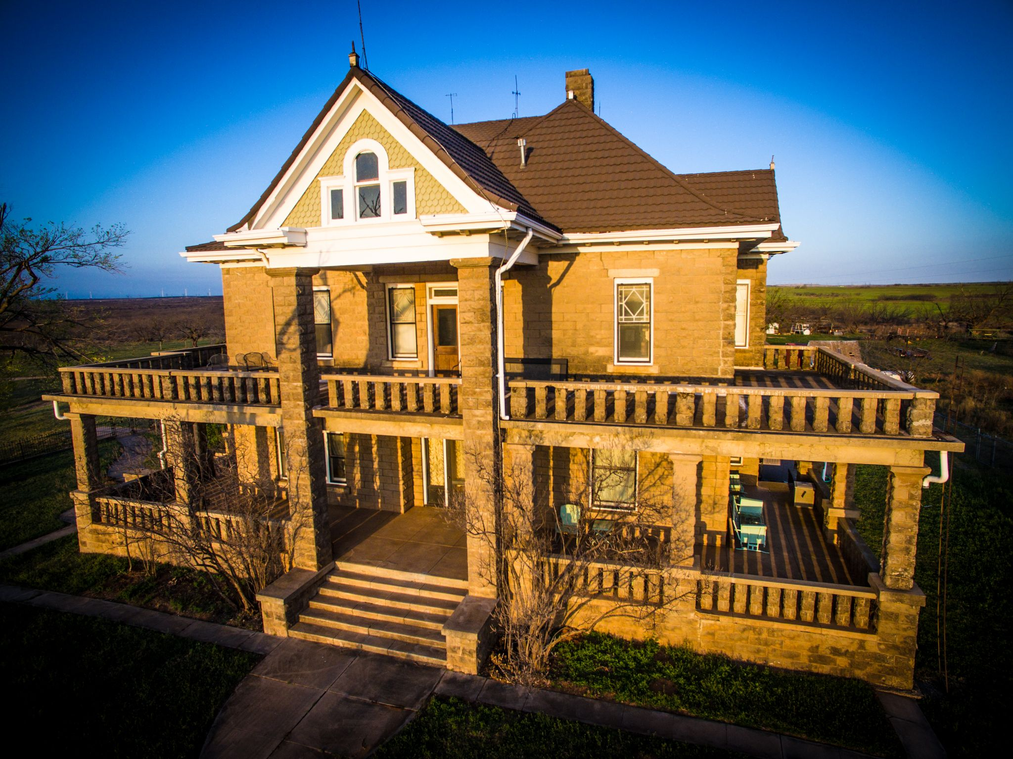 Historic Texas Ranch In West Texas Hits Market For 20