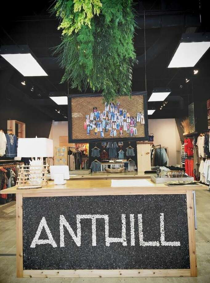 "Anthony Ryan recently celebrated a one-year anniversary for his store, The Anthill, in Stone Oak. Ryan was a contestant and winner of ""Project Runway"" and ""Project Runway: All-Stars."" Photo: Courtesy/Anthony Ryan"