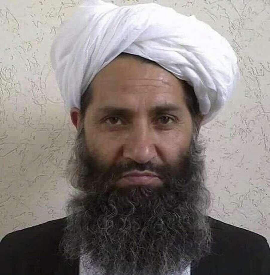 Mullah Haibatullah Akhundzada. Photo: TALIBAN, NYT