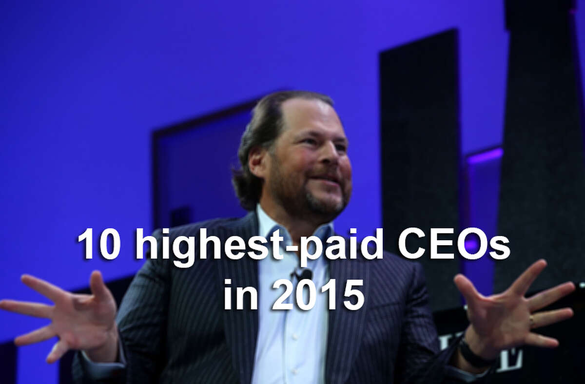 From $33 million to nearly $100 million, these 10 CEOs are some of the most powerful people in the world.