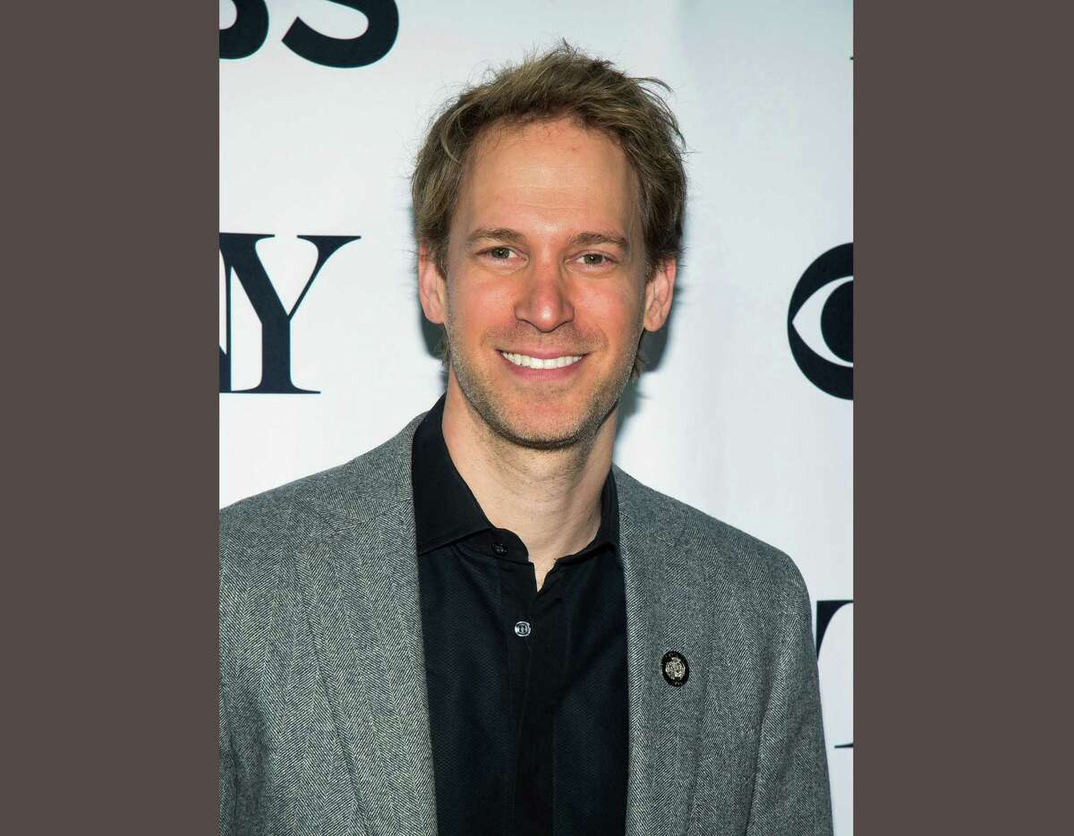 FILE - In this May 4, 2016 file photo, David Korins attends the 2016 Tony Awards