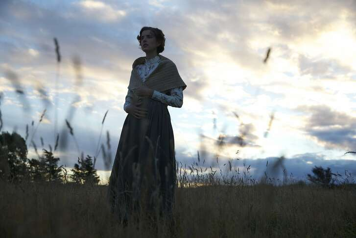 Agyness Deyn in SUNSET SONG, a Magnolia Pictures release.  Photo: Courtesy of Magnolia Pictures