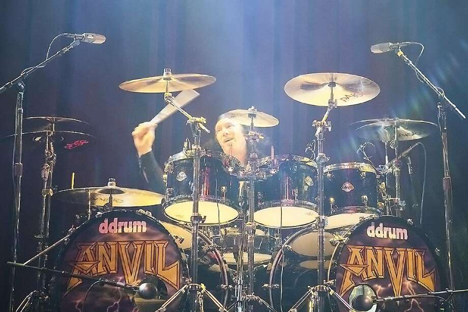 Anvil is set to perform at the DNA Lounge in San Francisco on Tuesday, May 31. Photo: Raymond Ahner