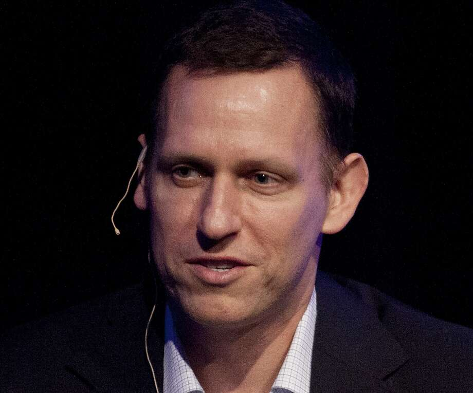 Peter Thiel reportedly backed the Hulk Hogan lawsuit. Photo: Ben Margot, Associated Press