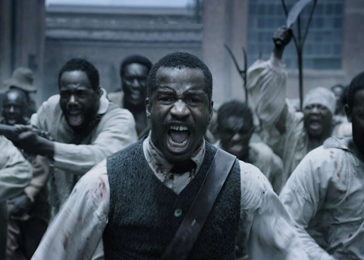 """""""The assault on the black body in this country is as American as apple pie. It is time for a #CallToAction. Let's prove #BlackLivesMatter."""" Writer-director-producer-star of """"The Birth of a Nation"""" Nate Parker"""