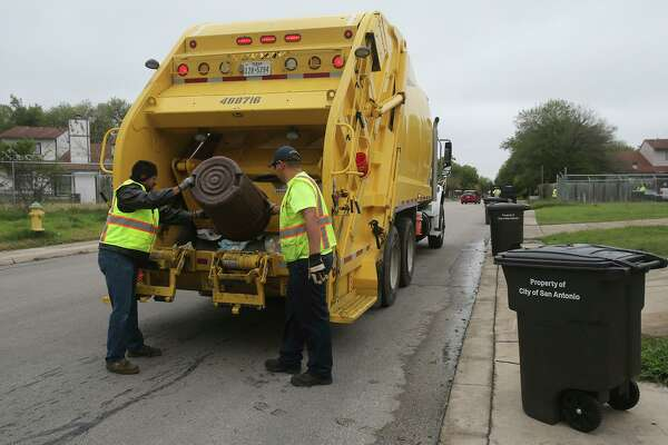 Last year, Bexar County and the city of San Antonio forged an agreement to start trash service in a particularly trashed portion of Camelot II, which is in both unincorporated Bexar County and the city's extraterritorial jurisdiction. Other problems could be better addressed if the city annexed the blighted neighborhood.