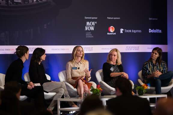 The Financial Times Business of Luxury Summit 2016 was held in San Francisco May 23-24, 2016.