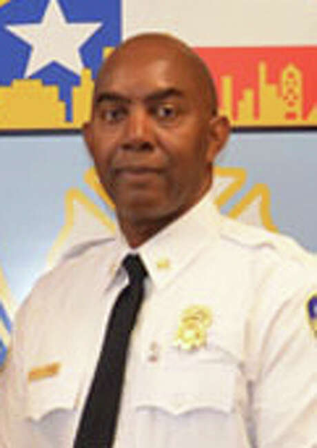 City of Houston's assistant FIre Chief Jerry Ford / handout