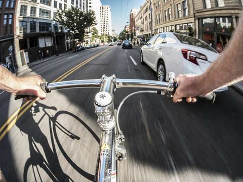 Law firm maps out bicycle crash hotspots - seattlepi com