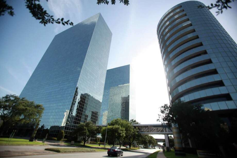 Cousins Properties bought Greenway Plaza for $950 million in 2013. Cousins has announced its merger with Parkway Properties is complete, and the combined company's Houston assets will be placed in a REIT. Photo: Mayra Beltran, Staff / © 2013 Houston Chronicle