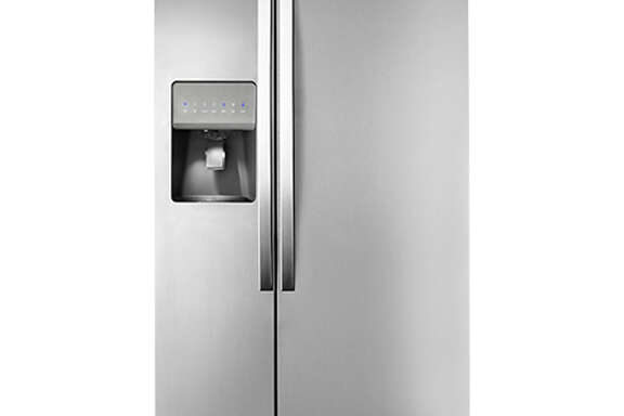 A 25.5-cubic-foot refrigerator with a price of $1,249.99 would have a savings of $103.12.
