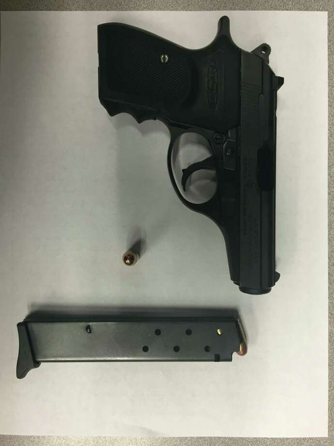 A 14-year-old student at Vanden High School in Fairfield was arrested after reportedly bringing a gun and ammunition to school on Wednesday May 25, 2016.