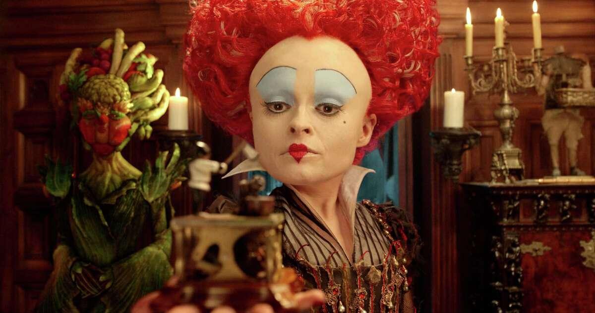 """Alice Through the Looking Glass"" stars Helena Bonham Carter. MUST CREDIT: Disney Enterprises"