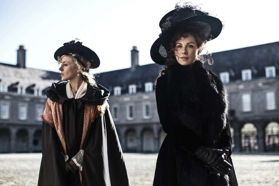 """Chloe Sevigny and Kate Beckinsale in Whit Stillman's """"Love and Friendship."""" Photo: Courtesy Of San Francisco Film Society / Courtesy of San Francisco Film Society"""