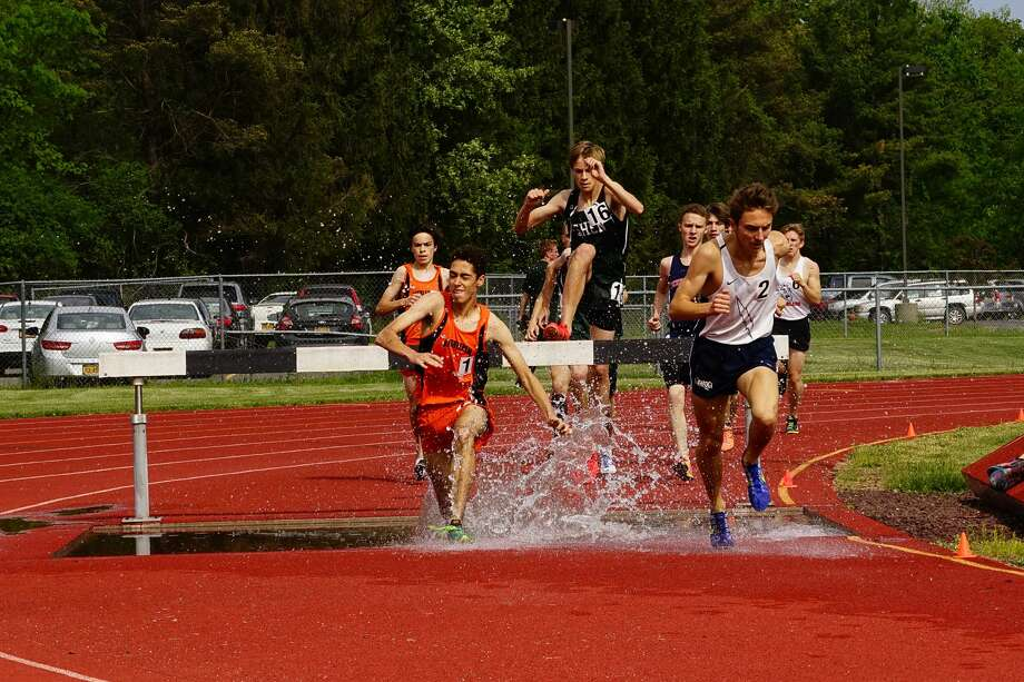 Were you Seen at the Section II Outdoor Track and Field Group 1 Championships held at Guilderland High School on Tuesday, May 24, 2016? Photo: Kenneth Wright