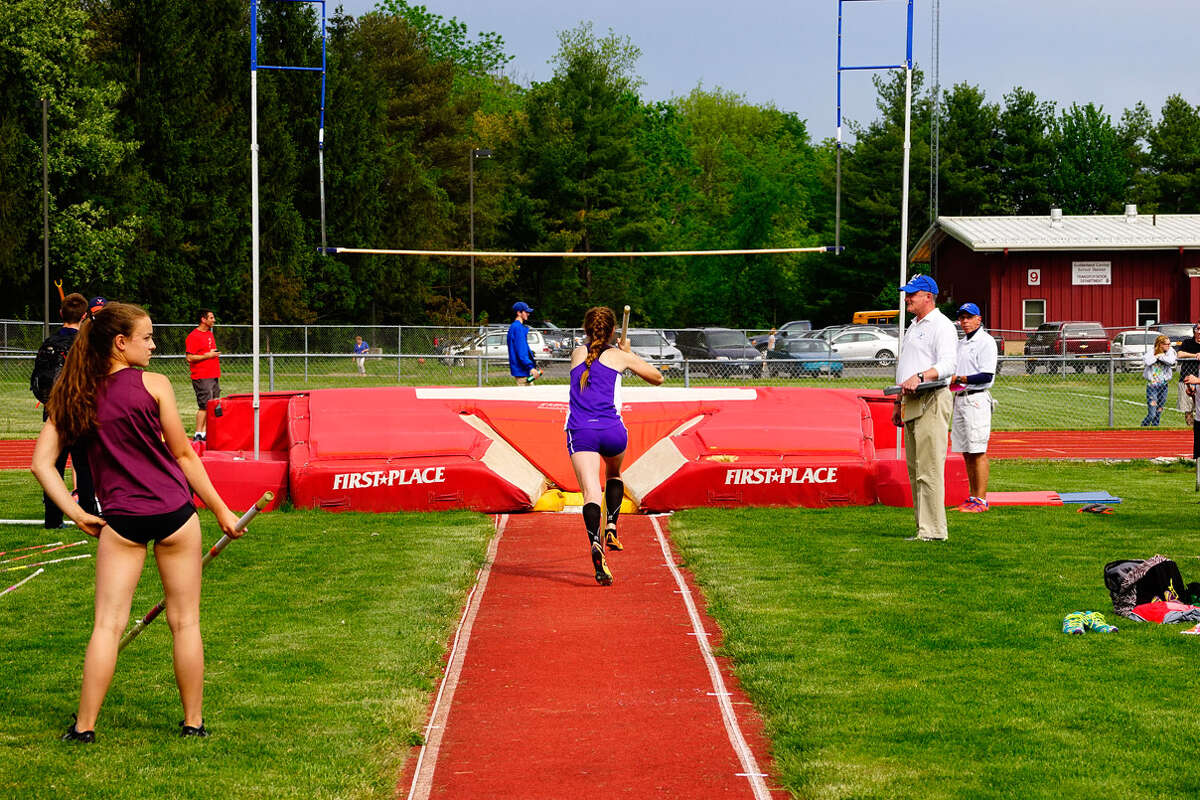 Were you Seen at the Section II Outdoor Track and Field Group 1 Championships held at Guilderland High School on Tuesday, May 24, 2016?