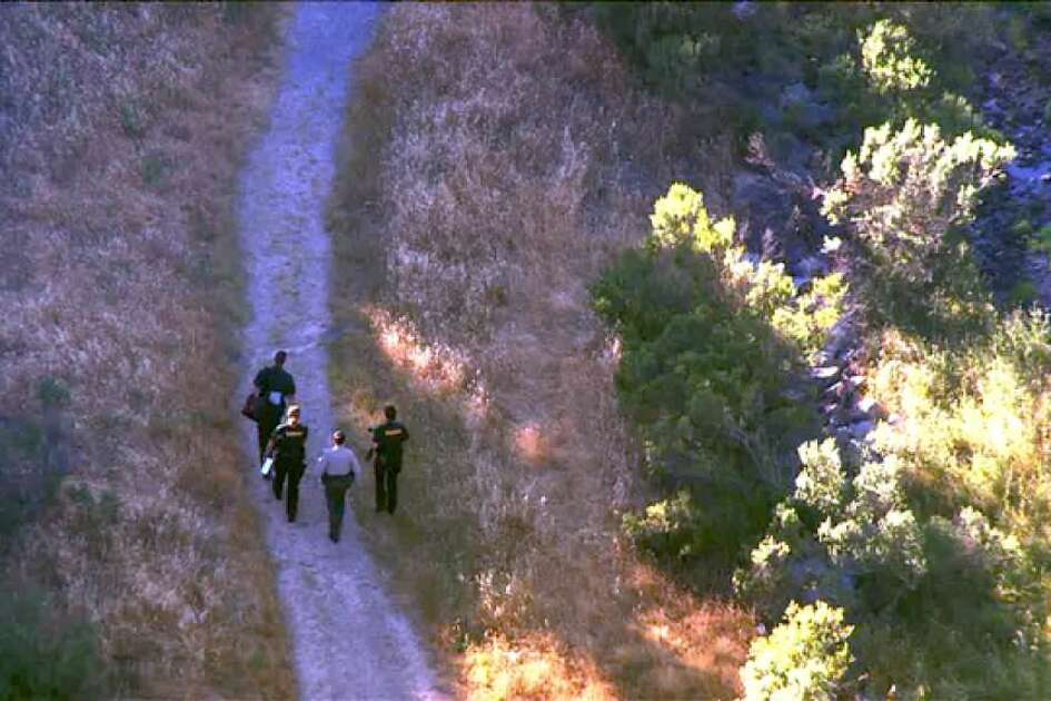 The Marin County Sheriff's Department is investigating a shooting and stabbing in Novato on Wednesday, May 25, 2016, that left one person dead, one wounded and three assailants on the run.