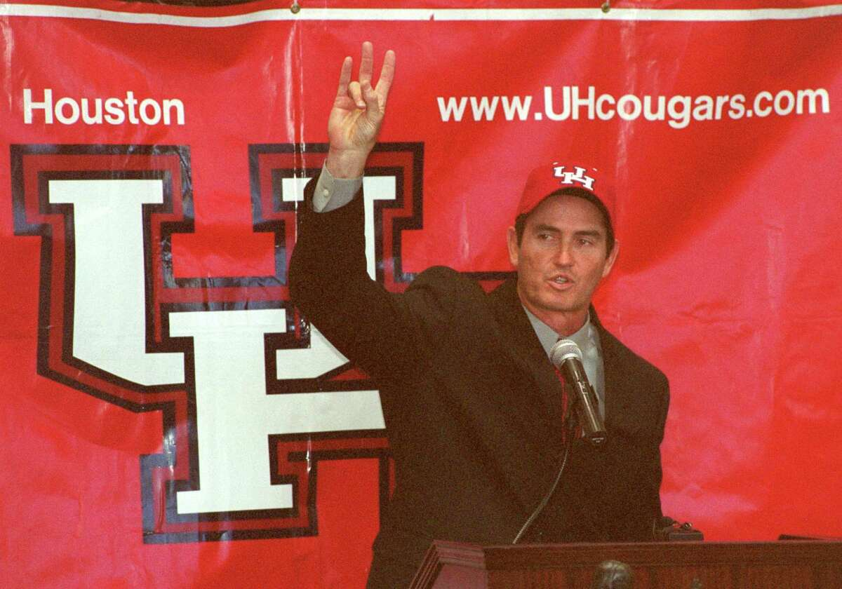 Dec. 6, 2002 Art Briles lands his first college head coaching job, becoming the 10th head coach at the University of Houston, where he was a wide receiver on the school's 1976 Southwest Conference champion squad. He takes over a program that is two years removed from going 0-11.