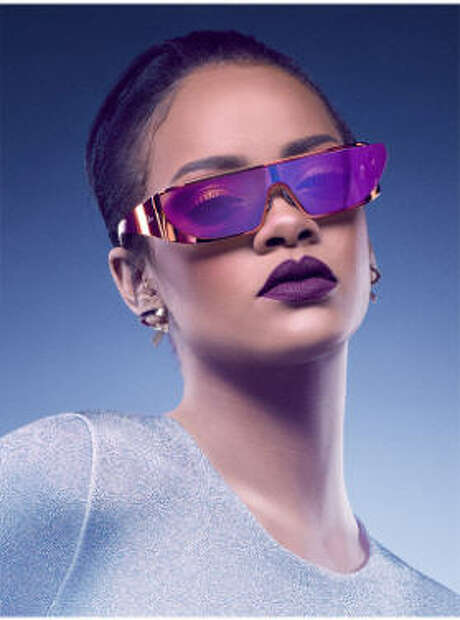 Rihanna has collaborated with Dior on a collections of sunglasses. Available at Dior stores and online Photo: Dior