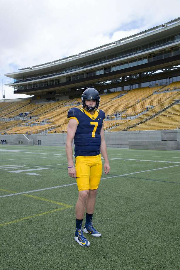 Texas Tech transfer Davis Webb, shown above in a Cal uniform, is the front-runner to replace Jared Goff behind center. Photo: Nathan Phillips, Nathan Phillips, GoldenBearSports.com