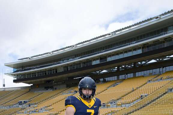 Texas Tech transfer Davis Webb, shown above in a Cal uniform, is the front-runner to replace Jared Goff behind center.