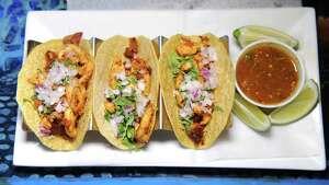 Taco de Alambre on Friday, May 20, 2016, at El Patron in Albany, N.Y. (Cindy Schultz / Times Union)