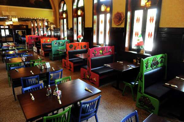 Dining room on Friday, May 20, 2016, at El Patron in Albany, N.Y. (Cindy Schultz / Times Union)