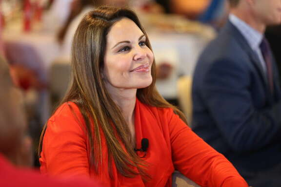 """Nely Galán says that in this election cycle, women """"should vote only for a candidate that supports women and entrepreneurship."""""""