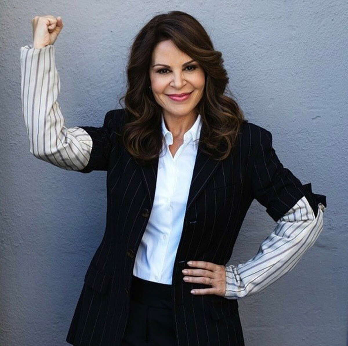 Latinabusinesswoman and nonprofit leader Nely Galán releases a new book,